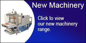 New shrink wrapping machines