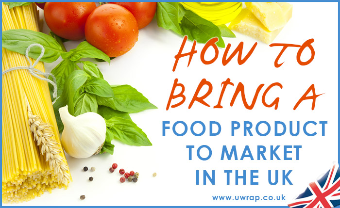 How to bring a food product to market - food packaging