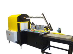 Yellow L sealer Shrink wrapper