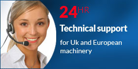 24hour technical machine support