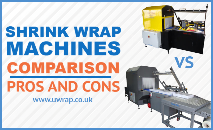 shrink wrap machines comparison